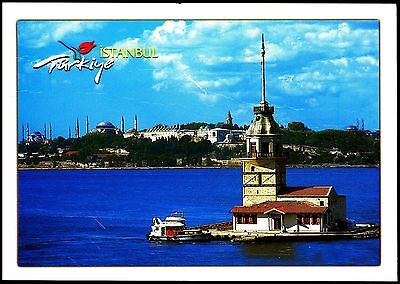 Istanbul Leander's Tower-  Kizkulesi Turkey -An Ineresting Story See Description