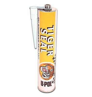 Tiger Seal White Tigerseal Pu Seam Sealer Adhesive Sealant U Pol Badge Trim Glue