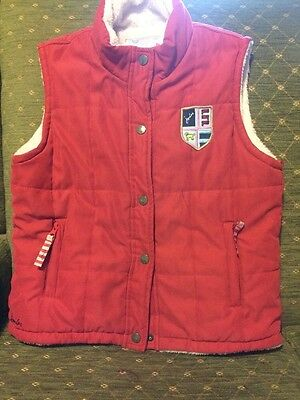 Joules Girls Gilet Age 8-9