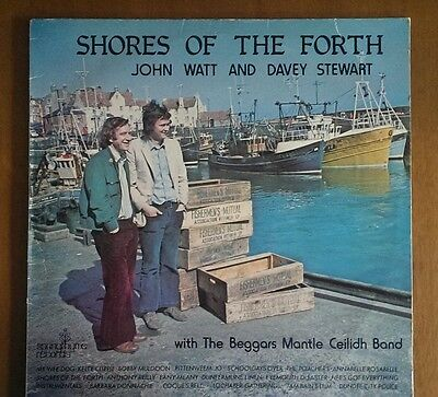 John Watt And Davey Stewart- Shores Of The Forth LP