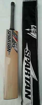 Limited Time Offer SPARTAN EM Grade 1 English Willow Cricket Bat Excellent Pings