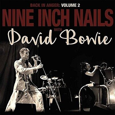 Back In Anger,Vol.2 - NINE INCH NAILS WITH BOWIE DAVID [2x LP]