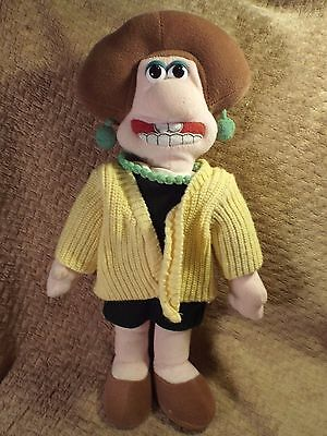 Wendolene 12 Inch Soft Toy Wallace And Gromit