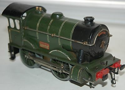 HORNBY SERIES O GAUGE No 1 SPECIAL LOCO IN SOUTHERN GREEN LIVERY