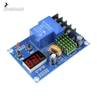 XH-M604 Lead-acid Battery Charging Controller 6-60V Protection Board switch 12V