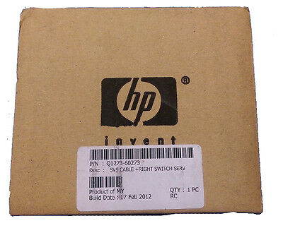 SVS Cable and Right Switch Serv HP Q1273-60273 for DesignJet Printer
