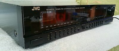 JVC SEA-M770, Computer controlled graphic equalizer