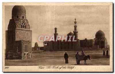 Afrique - Africa - Egypte - Egypt - Caire - Cairo - The Tombs - CPA