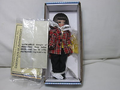 """RARE Betsy McCall - 8"""" Tonner - Autumn Stroll 300 LE - MINT IN BOX"""