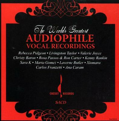 DIV POP - World's Greatest Audiophile Vocal Recordings