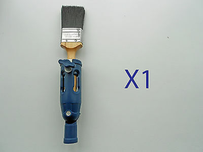 Extension Pole Paint Brush Holder Adapter X1