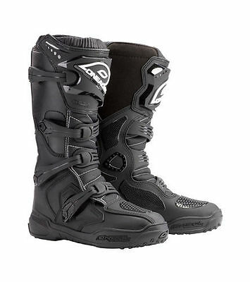 2016 ONeal ELEMENT Off Road MotoCROSS Boot Black Size 11 FREE SHIP! Make Offer!