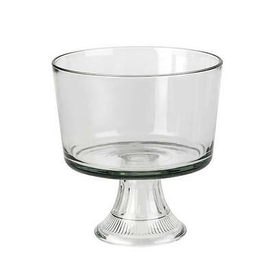 Anchor Hocking Trifle Bowl - Footed - Glass - Annapolis