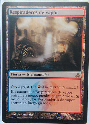 Respiraderos de Vapor / Steam Vents -MTG-