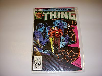 The Thing #2 (Aug 1983, Marvel)