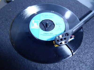 """Canned Heat Lets Work Together/I'm Her Man 1969 UK 7""""45rpm Classic Blues Rock"""