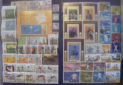 F019 - Sport - 63 timbres