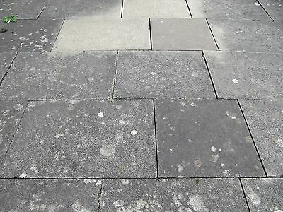 50mm Concrete Paving Slabs Used 52m2