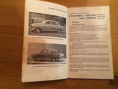 Vauxhall Victor - Manual