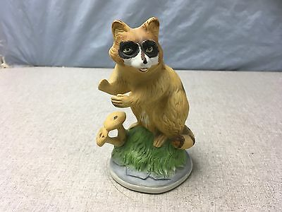 L@@K Flambro Porcelain Fox Figurine