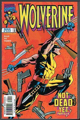 US Comics, Wolverine #122, Mar 1998