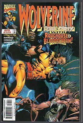 US Comics, Wolverine #123, Apr 1998