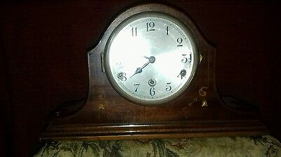 The old charming clock