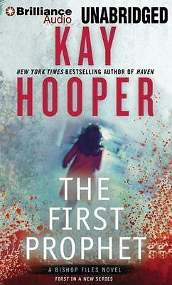 THE FIRST PROPHET unabridged audio book on CD by KAY HOOPER