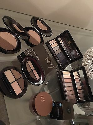 no 7 make up Mixed Items All Brand New