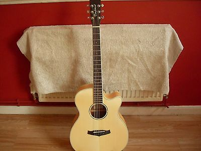 Tanglewood TPE SFCE LS electro acoustic guitar