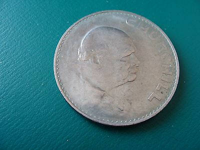 1965 Great Britain  One Crown Churchill