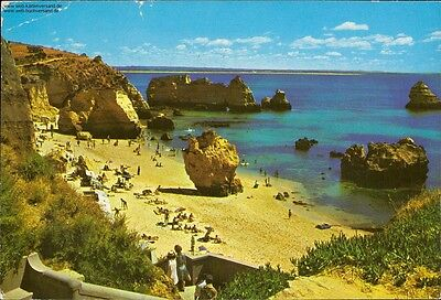 Portugal – Algarve – Lagos – D. Ana Beach