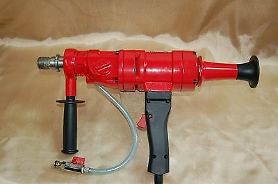 "New Bluerock ® Tools 4"" Z-1 Core Drill 2 Speed Concrete Coring Drill New"