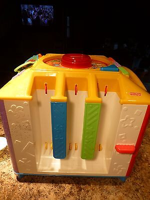 Incrediblocks Musical Light Up Interactive Toy