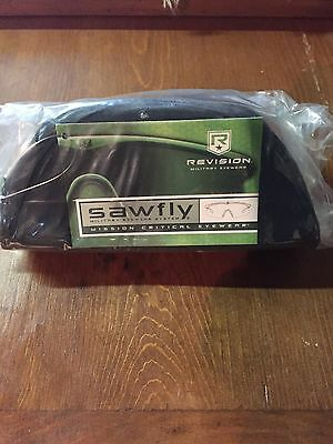 New Us Military Unit Issue Revision Sawfly Military Sunglasses Kit - Regular