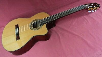 IBANEZ GA6CE Acoustic-Electric CLASSIC CUTAWAY CLASSICAL NYLON STRINGS