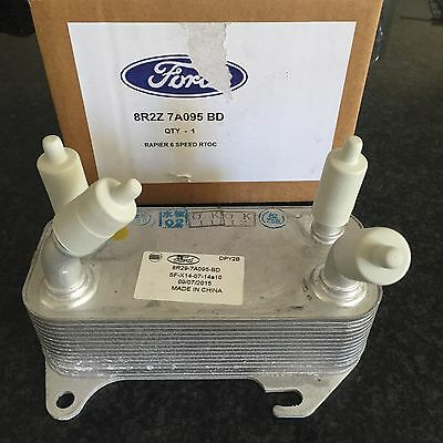 Brand New Ford Fg Falcon Xr6 Turbo Zf Genuine Heat Exchanger Xr6t