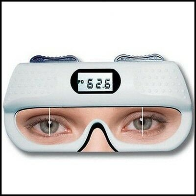 Optical Digital PD Ruler Optometry Ophthalmic Centrometer Eyesight Test Tools