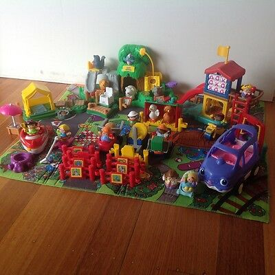 Fisher Price Little People - Bulk Set