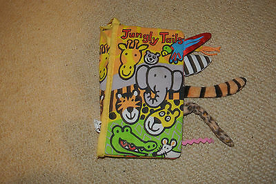 jungly tails baby book