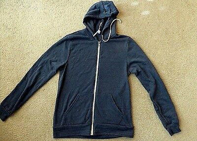 Manchester By The Sea Zip-Up Hoodie   Size Large   Brand New Studio Movie Promo