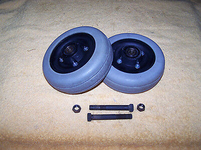 Invacare Pronto M51 Sure Step (Other) Power Wheelchair Front Or Rear 6X2 Casters