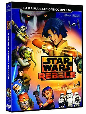 Star Wars Rebels - Stagione 01 (DVD) DVD