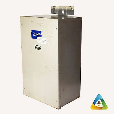 5 hp 230 V Steelman H-A-S phase conversion system, model 5-230-HD