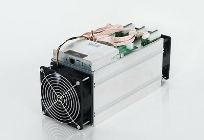 Bitcoin Miner Miners Mining BTC Antminer S9 with 12.5TH/s
