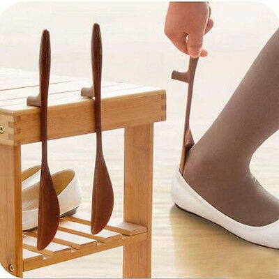 Portable Home Helper Shoe Horn Lifter Long Shoehorn Shoes Accessories Hot 1Pc