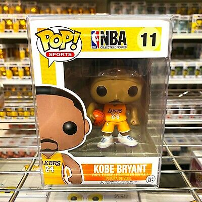 Officially Licensed NBA Lakers Kobe Bryant #8 Away Jersey POP! Vinyl Figure