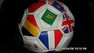 soccer football came out by BP oil company1994