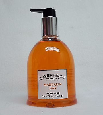 1 Bath & Body Works C.O. Bigelow Mandarin Oak Hand Wash 13.3 fl oz