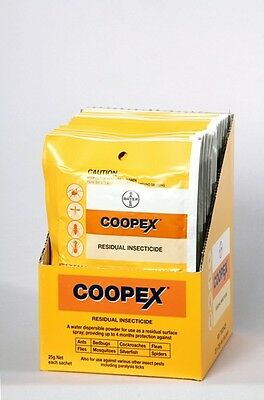 Coopex Residual Insecticide 25gm